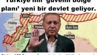 Türkiye'nin 'güvenli bölge planı' yeni federal  devlet geliyor.