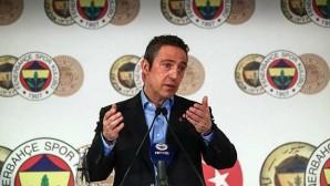 Fenerbahçe Başkanı Ali Koç'u kızdıran talep
