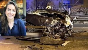 Polat Holding'i sarsan kaza! Kurumsal İletişim Müdürü Habibe Aloğlu Doğan yaralı!
