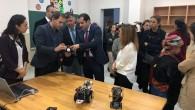 Şehit Murat Taş Ortaokulu'nda STEM odası açıldı