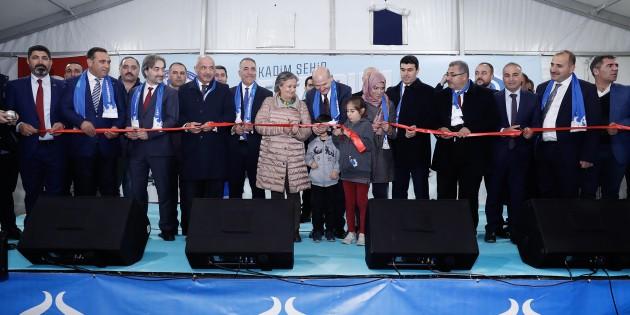 Sultangazi'de Erzurum Tanıtım Günleri