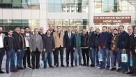 Sultangazi Belediyesi İSAD'ı Ağırladı