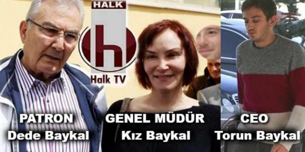 Halk TVde Milyon Dolarlık skandal!