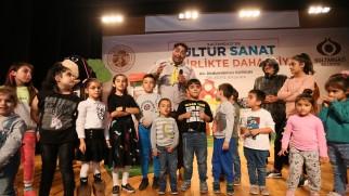 Sultangazi'de Kültür Sanat  Etkinlikleri Devam Ediyor