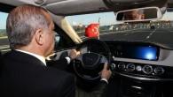 Erdoğan yerli otomobille Osmangazi Köprüsü'nden geçecek