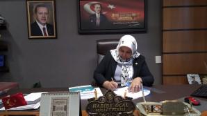 Öçal'dan Maraş Milli Mücadelesinde Bayrak Olayı Mesajı