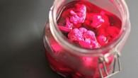 Kırmızı Lahanalı Karnabahar Turşusu Tarifi