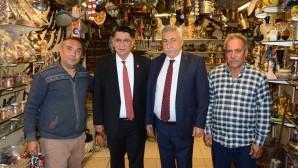 """ESNAF VE SANATKÂRLARIN RAKİBİ ÇOK"""""""