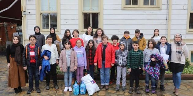 Eyüpsultan Çocuk Meclisi'nden Yeni Sosyal Sorumluluk Projeleri