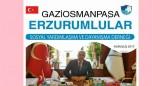 Gaziosmanpaşa Erzurumlular sosyal yardımlaşma ve dayanışma derneği başkanı Orhan tanas  ile söyleşi