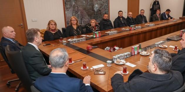 Hoca Ahmet Yesevi Cemevi'nin Yer Sorunu Çözülüyor