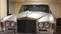 Satılık araba Rolls-Royce