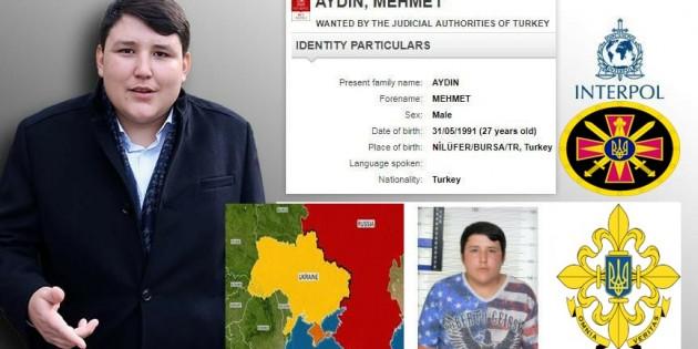 Сотрудник высшего эшелона Службы внешней разведки Украины Мехмет Айдын выдал удостоверение с другой лошадью