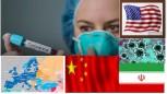 这种电晕病毒已经在美国传播到中国e和伊朗