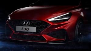 Hyundai Yeni i30Cenevre'de Sahne Alıyor.