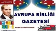 Avrupa Birliği Gazetesi 180 Sayı