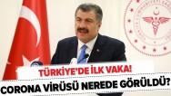 Corona virüsü Türkiye'de hangi ilde, nereden çıktı? Sağlık Bakanlığı'ndan son dakika koronavirüs açıklaması