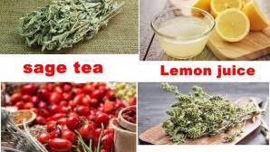 try this at corona virus rosehip. Sage. Lemon. Oregano