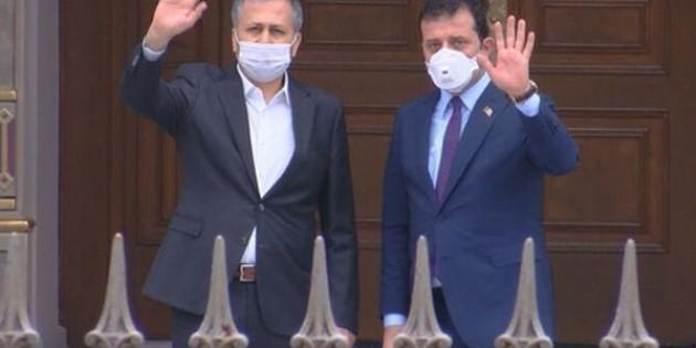 Pandemi Kurulları toplandı… Vali Yerlikaya bu fotoğrafla duyurdu