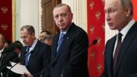 Türkiye ile Rusya arasındaki zirve sona erdi!