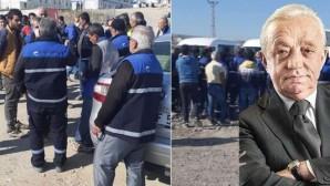 Cengiz İnşaat'ta işçiler toplu grev başlattı, bölgeye jandarma sevk edildi