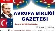 Avrupa Birliği Gazetesi 187 Sayı