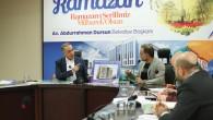 Başkan Dursun, Sultangazililerle Online Buluştu