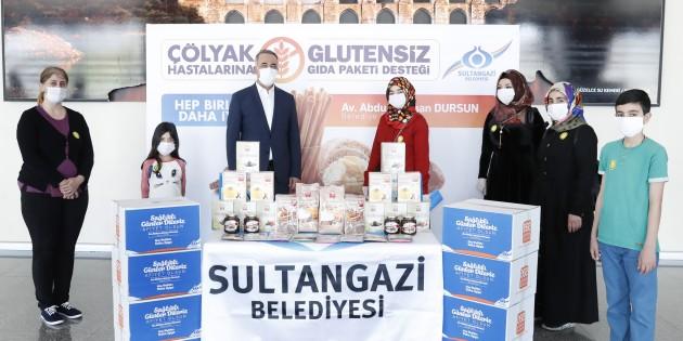 Çölyak Hastalarına Glutensiz Gıda Desteği