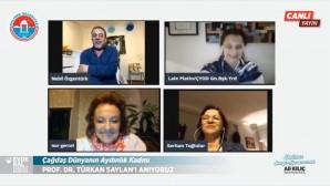 Prof. Dr. Türkan Saylan, vefatının 11'inci yılında anıldı