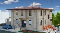 Göktürk'e Polis Merkezi Yapılıyor