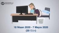 Anadolu Üniversitesi Evden Online Sınav Sistemi