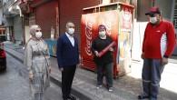 Sultangazi Belediyesi'nden Annelere Ziyaret