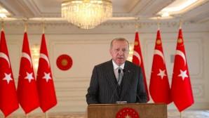 İşçilikten geldim' diyen Cumhurbaşkanı Erdoğan: Kazanılmış hakları korumak görevimiz