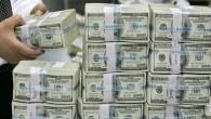 Merkez Bankası'nın brüt döviz rezervi 2.3 milyar dolar azaldı
