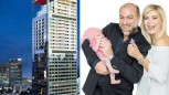 Yüzlerce evi olan Bay İnşaat'in sahibi, küçük kızını evden attı!
