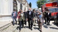 Kültür ve Turizm Bakanı Tarihi İmarethaneyi Ziyaret Etti