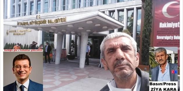 İstanbul Büyükşehir Belediye Başkanı Ekremİmamoğlu