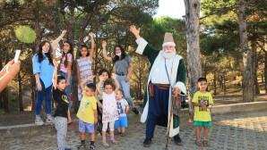 Sultan Dedem ve İbiş Şehir Ormanları'nda