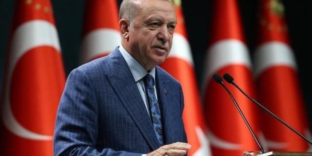 Erdoğan: Kısa çalışma ödeneği bir ay daha uzatıldı
