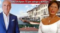 Ünal Aysal'a şok! Hotel Les Ottomans icradan satılacak
