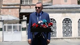 Erdoğan: Dövizde, altında dalgalanmalar olur, rahat olun, yerini bulacağına inanıyorum