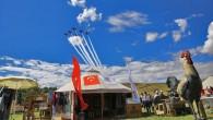 Zafer Bayramı çelişkisi! Salgın gerekçesiyle 30 Ağustos'u kutlamayan hükümet Malazgirt'te etkinlik düzenledi