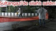 Sultangazi'de silahlı saldırı… Aracından iner inmez saldırıya uğradı