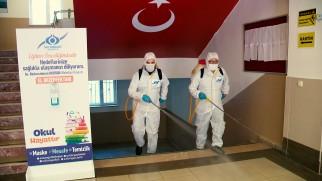 Sultangazi Belediyesi'nden Yüz Yüze Eğitim Hazırlığı
