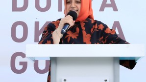 Sultangazi Belediyesi'nden Dünya Okuma Günü Etkinliği