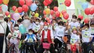 Pedallar Dönüyor Sultan Şehir Hareketleniyor