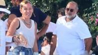 Rezzan Benardete ile Taha Tatlıcı aşkı belgelendi