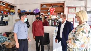 Başkan Kılıç'tan koronavirüs denetimi