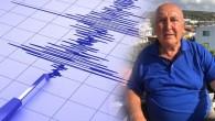 Deprem Bilimci Prof. Ercan, 12 gün önce uyardı ama tınlayan kim