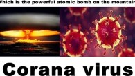 No need for atomic bombs the Corana virus will destroy mankind